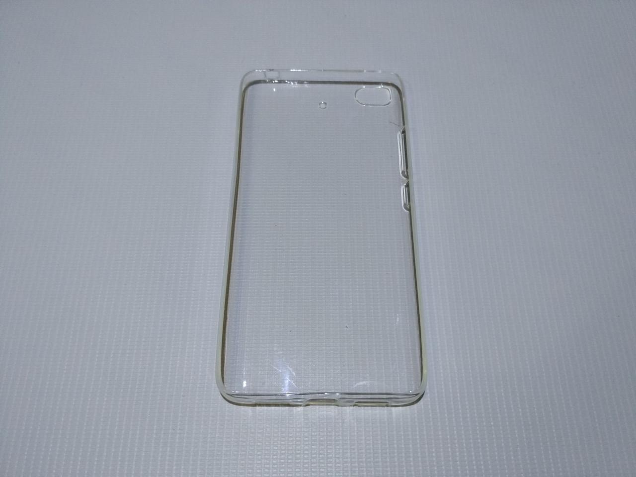 Ультратонкий силиконовый чехол для Xiaomi Mi5s