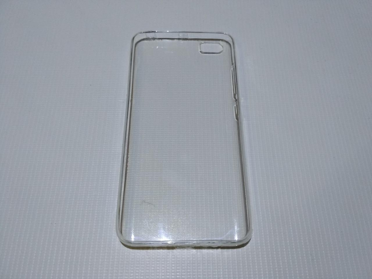 Ультратонкий силиконовый чехол для Xiaomi Mi5