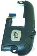 Динамик Samsung I9300 Galaxy S3 Полифонический (Buzzer) с антенной, с разъёмом наушников Original Blue