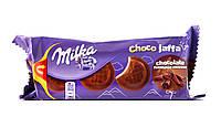 Бисквит Milka Choco Jaffa с шоколадным муссом (милка), 150 гр, фото 1