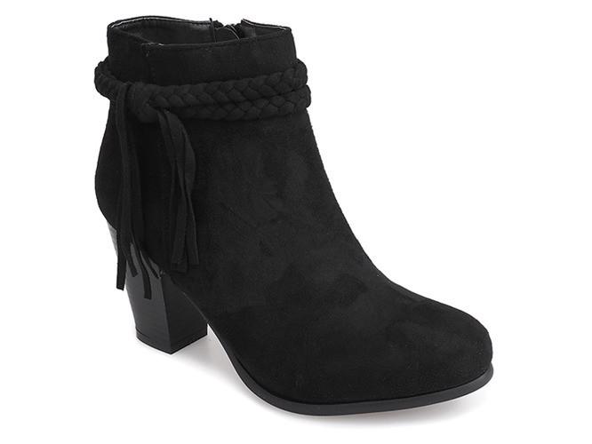 Женские ботинки Cote black
