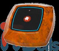 Кнопка вызова официанта квадратная коричневая ITbells-302