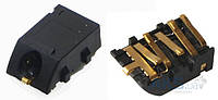 (Коннектор) Разъем гарнитуры Sony Xperia Tipo ST21i/Sony Xperia Tipo Dual ST21i2 Original