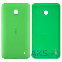 Задняя часть корпуса (крышка аккумулятора) Nokia 630 Lumia Dual Sim Green