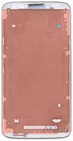 Передняя панель корпуса (рамка дисплея) LG G2 D800 / G2 D801 / G2 D802 / G2 D803 / G2 D805 / LS980 White