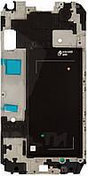 Передняя панель корпуса (рамка дисплея) Samsung G903 Galaxy S5 Neo Black