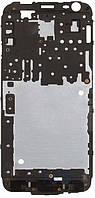 Передняя панель корпуса (рамка дисплея) Samsung J200F Galaxy J2 / J200G Galaxy J2 / J200H Galaxy J2 / J200Y Galaxy J2 Black