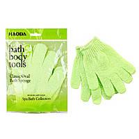 Перчатки для душа Haoda 2 шт/уп. Цена за упаковку.