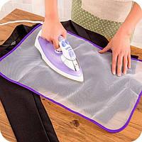 Сетка для глажки деликатных тканей 40x60 Ironing Protective Cloth