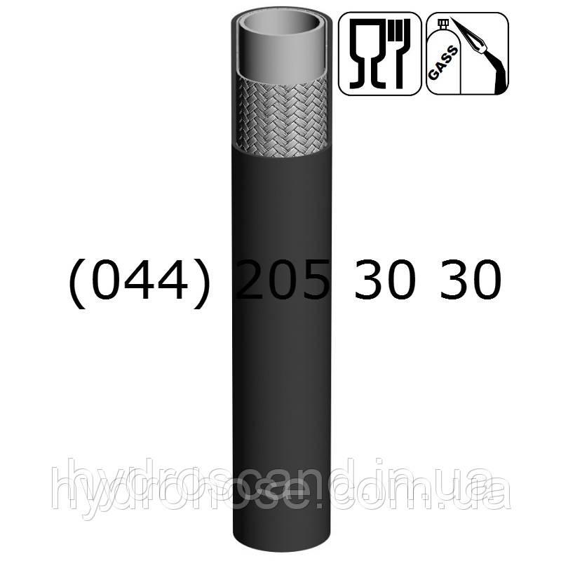 Рукав для углекислоты и пищевых продуктов, —40°C/+100°C, 6,5 мм; 1448