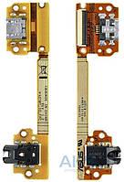 Шлейф для Asus Nexus 7 ( ME370 ) с разъемом зарядки и гарнитуры