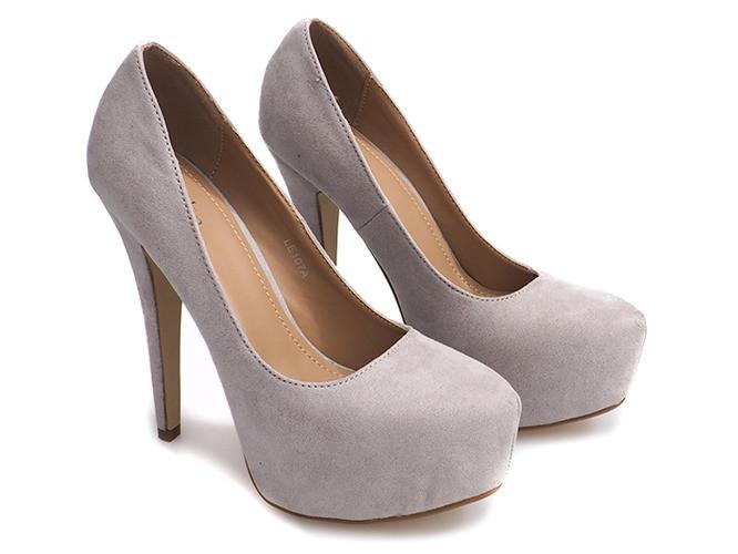 Женские туфли Eritrea grey