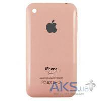 Задняя часть корпуса (крышка аккумулятора) Apple iPhone 3G 16GB Pink