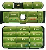 Клавиатура (кнопки) Nokia 3250 Green