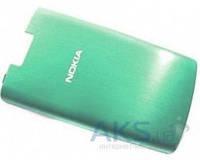 Задняя часть корпуса (крышка аккумулятора) Nokia X3-02 Original Green