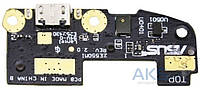 Шлейф для Asus ZenFone 2 Laser ZE550ML / ZE551ML с разъемом зарядки