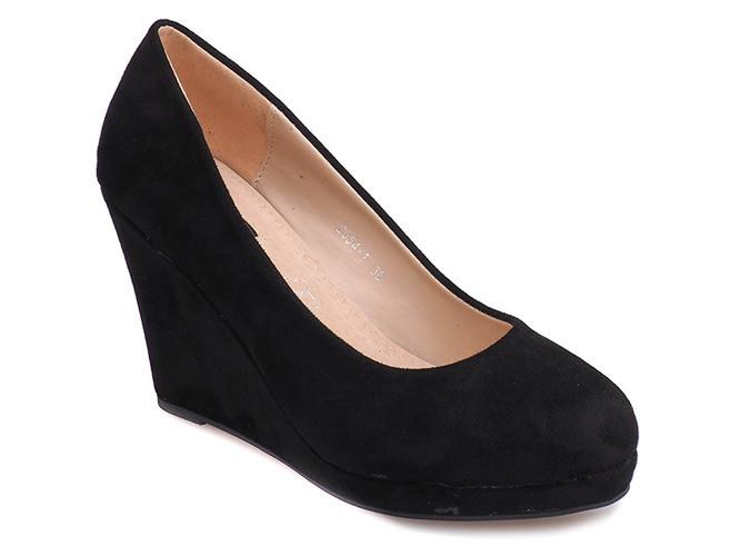 Женские туфли Ethiopia black