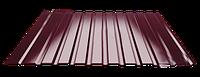 Профнастил ПС 10, полимер (0,50мм толщина)