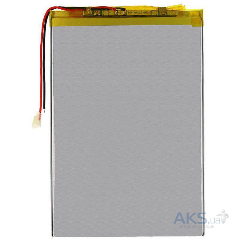 Аккумулятор для планшета Универсальный 4.0*35*130mm (3.7V 1500-3000 mAh)