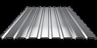 Профнастил ПС 20, оцинкованный (0,75мм толщина)