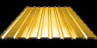 Профнастил ПС 20, полимер (0,40мм толщина), фото 1