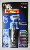 Бритва Gillette Fusion ProGlide Styler 3-in-1 + 5 сменных кассет Gillette Fusion ProGlide Power, из США, фото 1