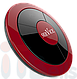 Кнопка вызова влагозащищённая круглая красная ITbells - 315, фото 2