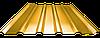 Профнастил ПН 35, полимер (0,45мм толщина)