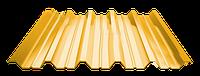 Профнастил ПН 44, матовый (0,50мм толщина)