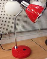 Настольная лампа LIMA, цвет красный
