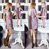 Family Look парные платья мама+дочка, фото 2