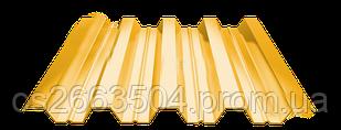 Профнастил ПН 57, матовый (0,55мм толщина)