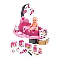 Аксессуары для кукол «Smoby» (220317) игровой центр Baby Nurse для ухода за пупсом
