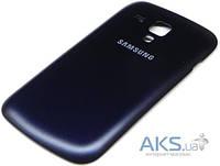 Задняя часть корпуса (крышка аккумулятора) Samsung S7562 Galaxy S Duos Black