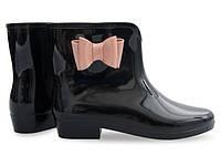 Женские резивоные ботинки Ghanу