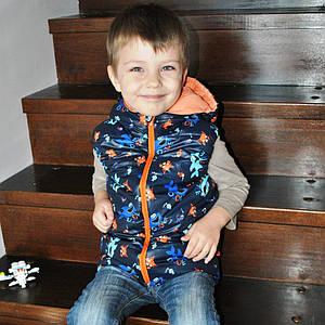 Дитяча жилетка Акула 80