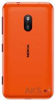 Задняя часть корпуса (крышка аккумулятора) Nokia 620 Lumia Orange