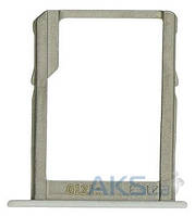 Aksline Держатель карты памяти Samsung A300 Galaxy A3 / A500 Galaxy A5 / A700 Galaxy A7 White