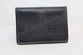 Обложка для водительских документов TOYOTA (10545)