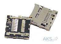 (Коннектор) Aksline Разъем карты памяти Huawei Ascend P6-U06 / P6S-U06