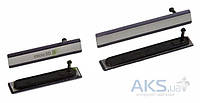 Комплект боковых заглушек Sony D6502 / D6503 Xperia Z2 Black