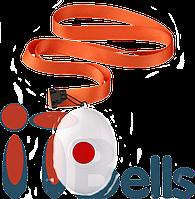 Кнопка-кулон для вызова персонала ITbells-16