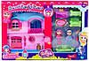Кукольный дом с фигурками 60219АВ