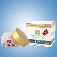 Крем на основе граната для повышения упругости кожи с фотозащитным фактором SPF-15. Health & Beauty