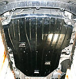 Защита картера двигателя и кпп Audi A8 2010-, фото 8
