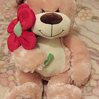 Мягкая игрушка Мишка сцветком PLUSH APPLE