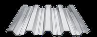 Профнастил ПН 57, оцинкованный (0,60мм толщина)