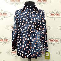 Детская блузка в горохи  для девочки ZIBI.Польша