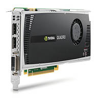 PCI-E Quadro 4000 2GB DDR5 256bit DX11 OpenGL4.1