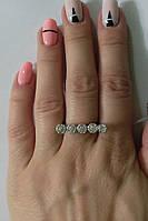 Серебряное кольцо Катрин